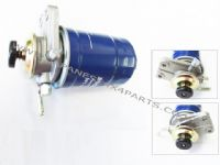 Nissan Patrol Y60 - 2.8TD (08/1988-09/1997) RD28 - Fuel Lift Primer Pump / Fuel Filter Housing With Filter